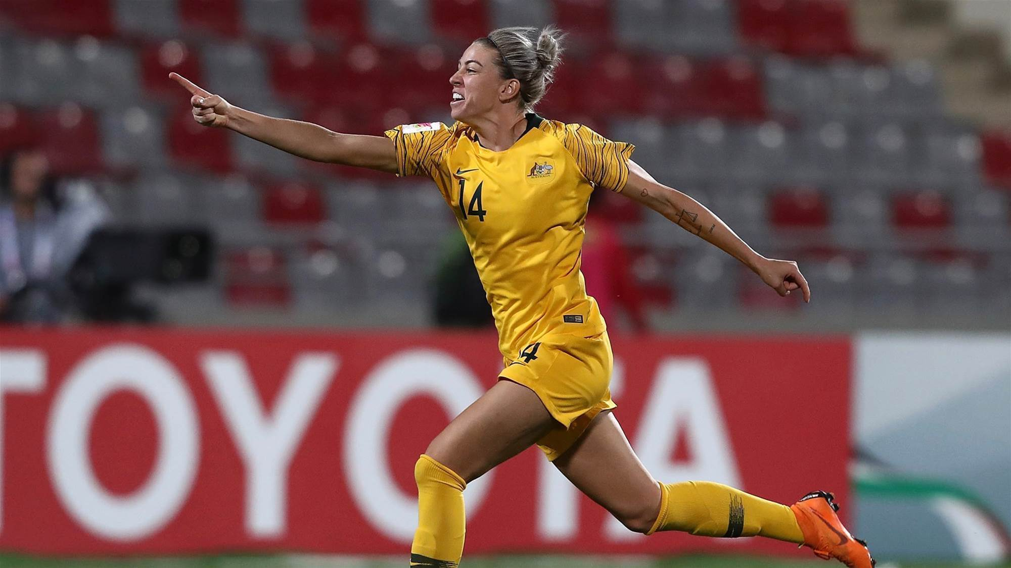 Asian Cup Final: Matildas looking to avoid Thailand Chaos
