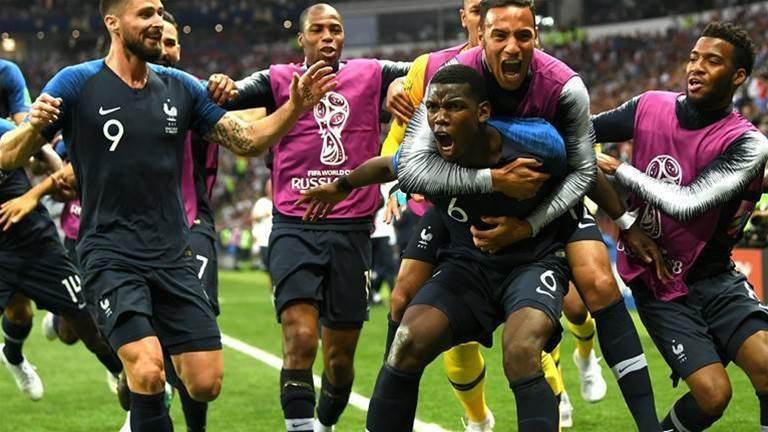 France v Croatia player ratings