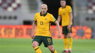 'Make life a tiny bit better': Mooy revels in Socceroos return after personal tragedy