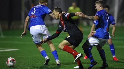 Toughened up ex-Millwall striker eyes A-League return