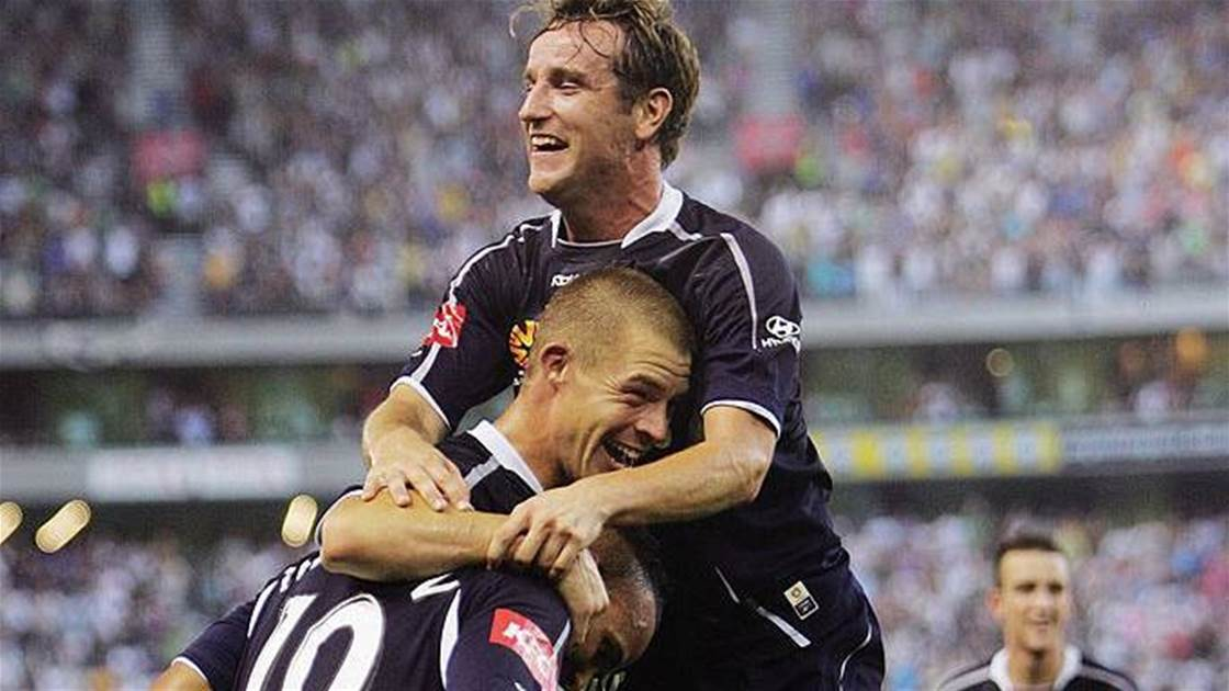 Ex-Hibs star can seize back pride at A-League superpower