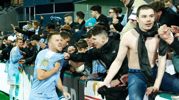 'Widely criticised...deserved': City captain hopes to dedicate title to lost A-League fans