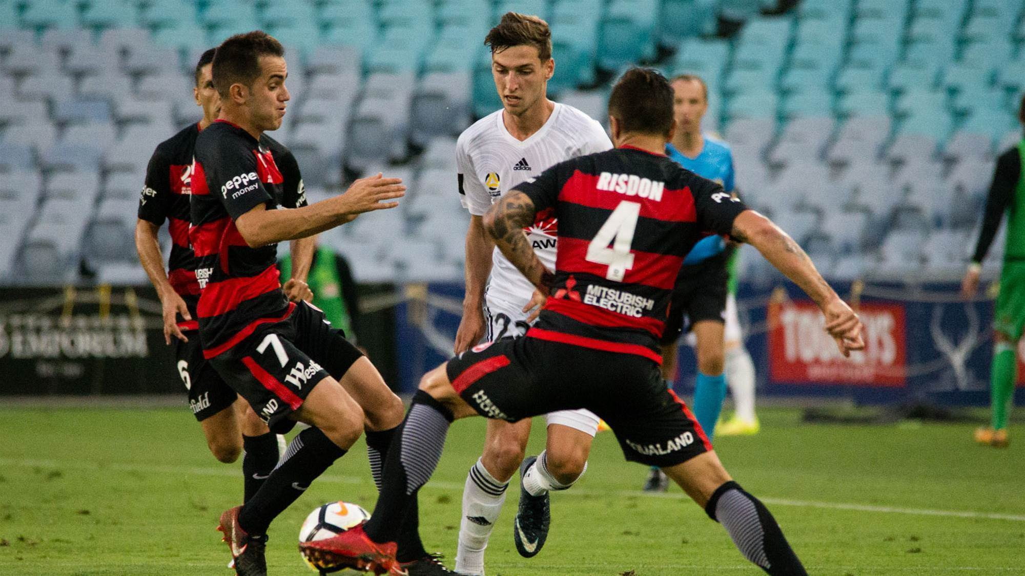 Western Sydney Wanderers v Wellington Phoenix player ratings