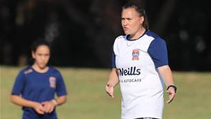 W-League's only female coach on the 'opportunities and ramifications' in football's future