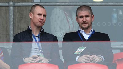 Newcastle director's mad escape: 'The team were at rock bottom'
