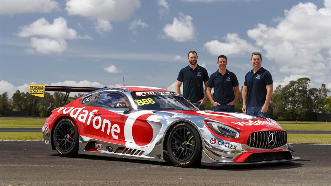 Triple Eight stars unite in Bathurst 12 Hour bid