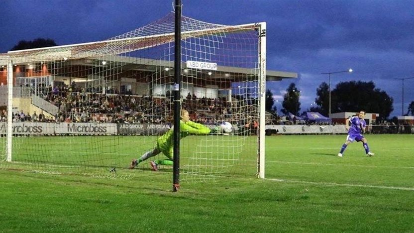 'I won't give up, NPL players never should': Football worth every sacrifice for former W-League prodigy