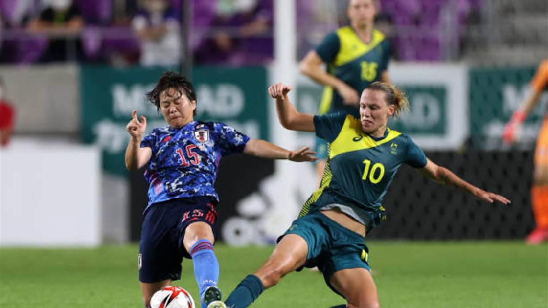 Penalty sees Japan edge Matildas 1-0
