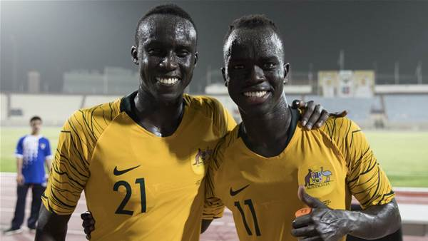 Mabil's moment nine years in the making