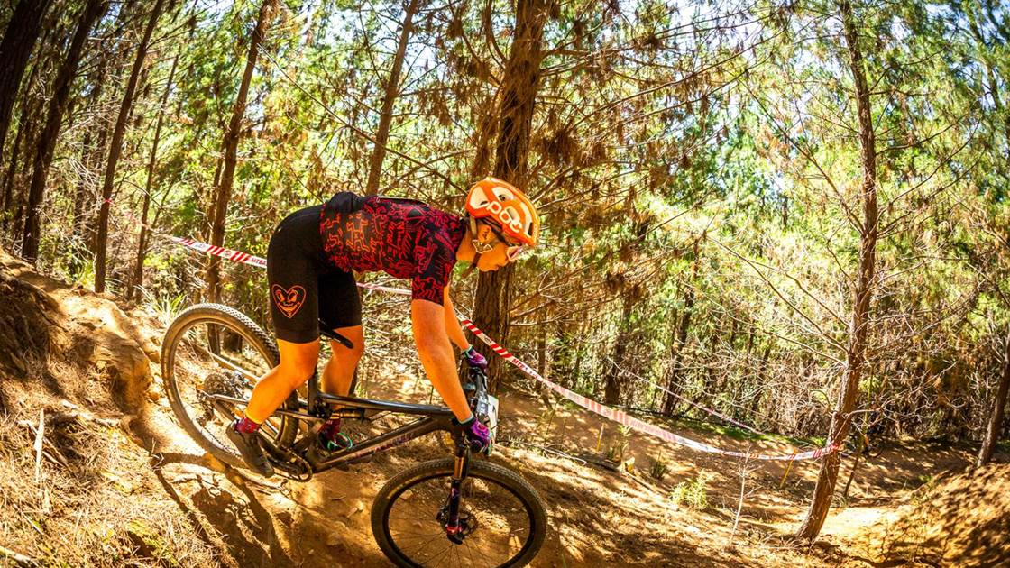 Life lessons from riding and racing bikes