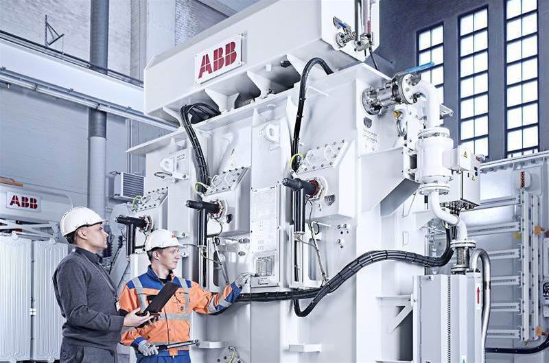 HPE and ABB forge industrial IoT partnership