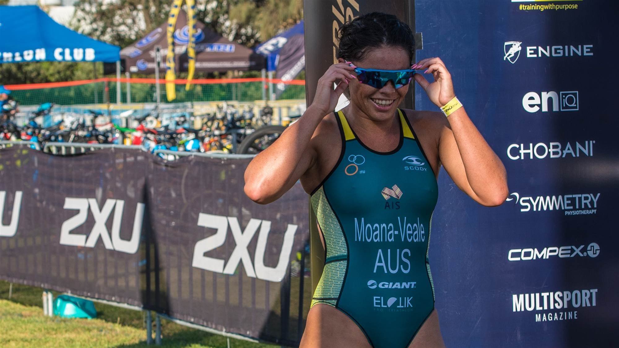 Moana-Veale to give her all to make Tokyo 2020