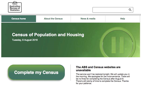 Census 2021 cyber security measures only 'partly appropriate', audit finds