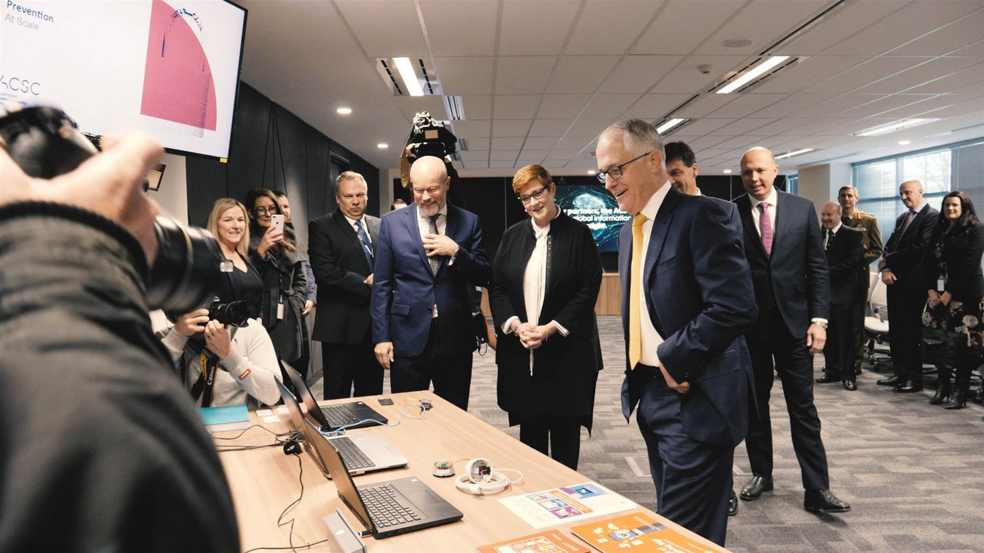 Australian Cyber Security Centre finally gets its own office