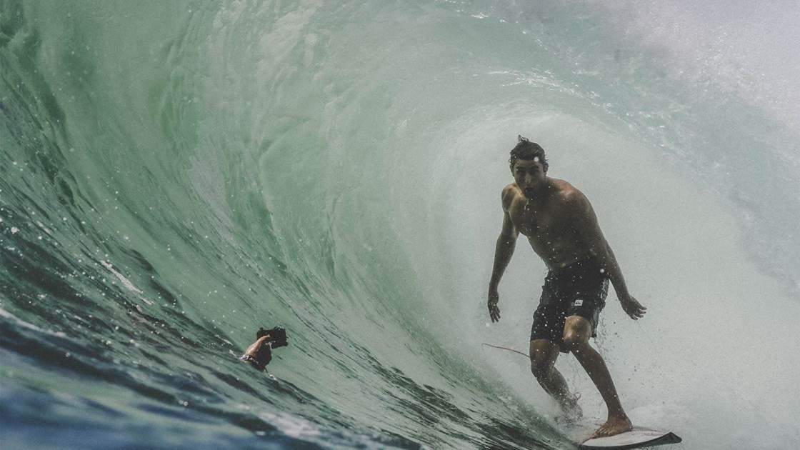 Surfers on Lockdown: Leo Fioravanti