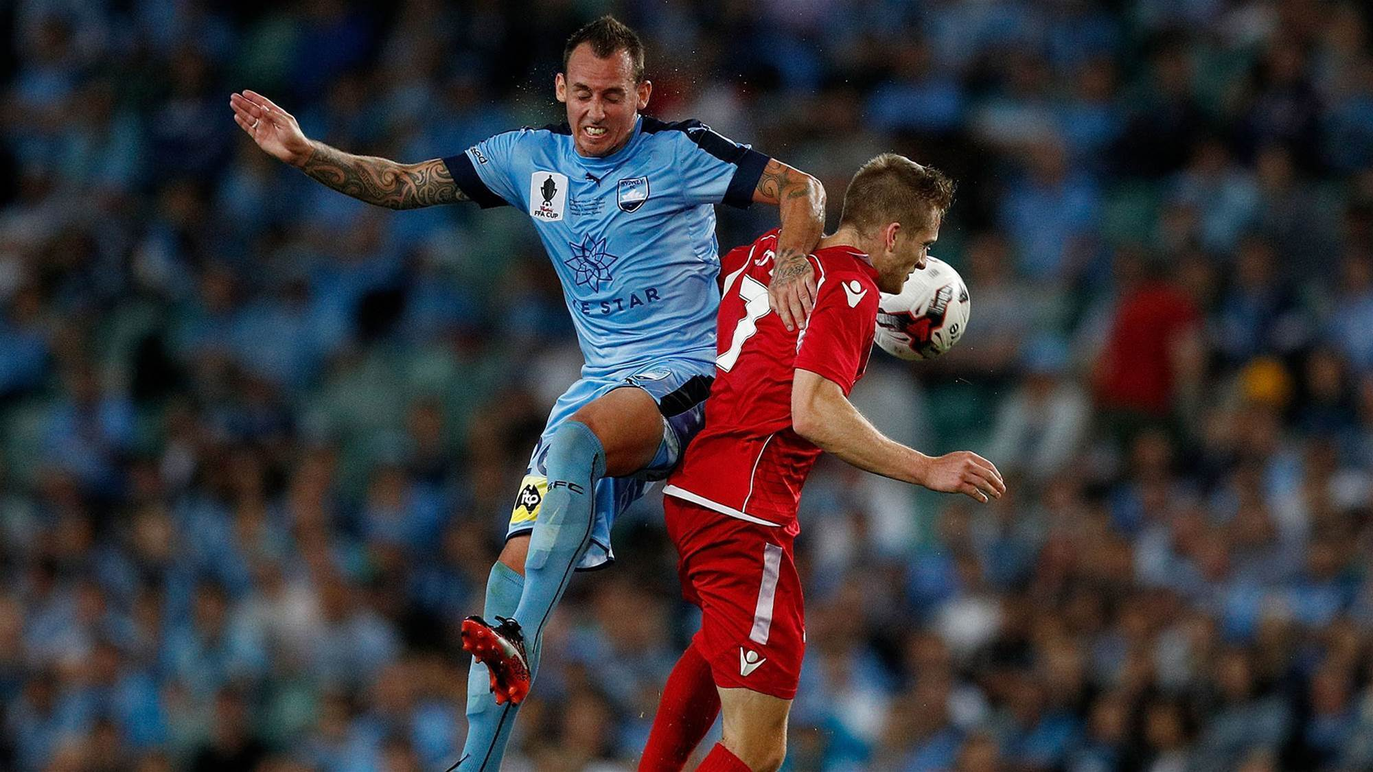 FFA Cup Final: Sydney v Reds player ratings