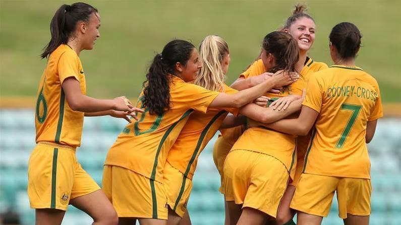 Van Egmond names Young Matildas squad