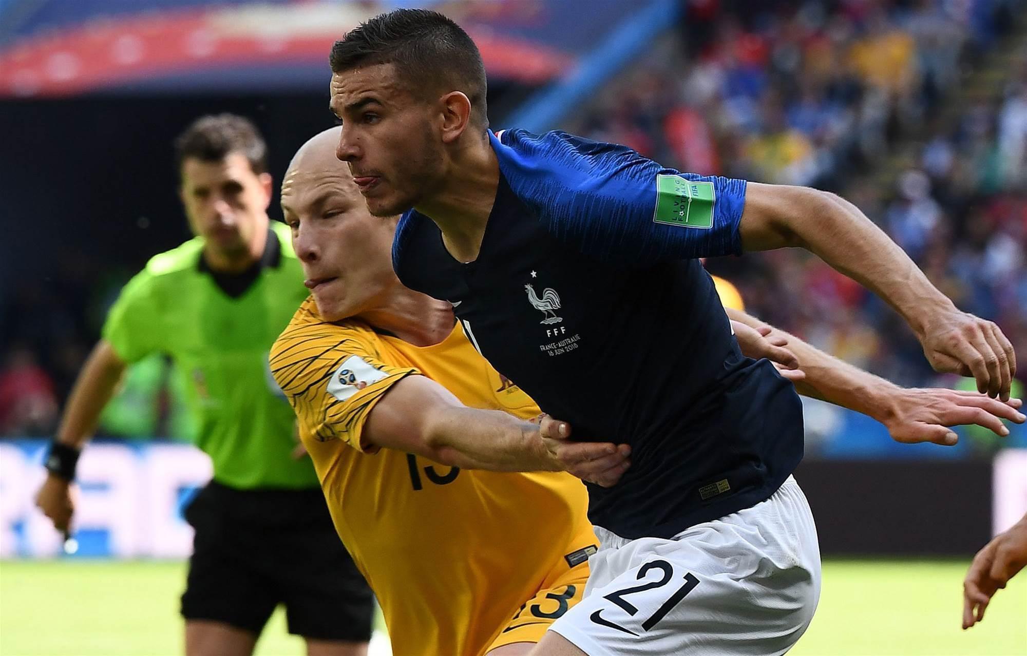 France v Australia player ratings