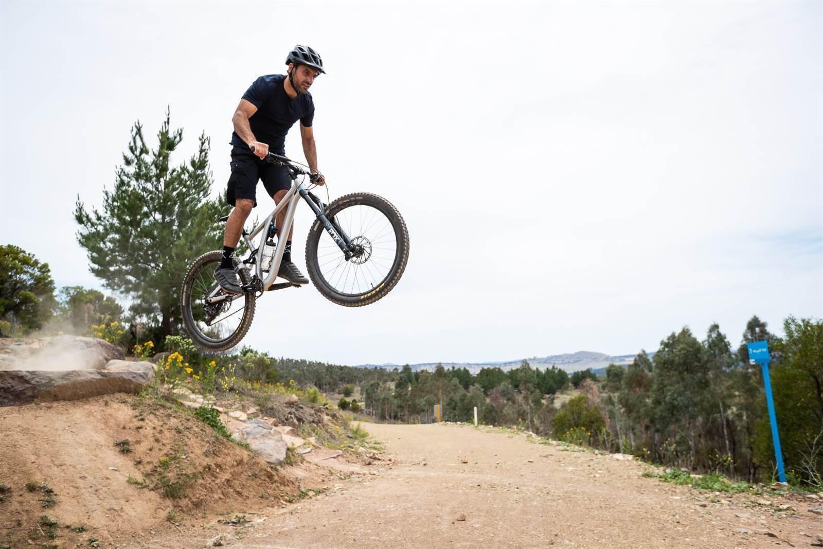 Skills: Road Gaps and Step Downs