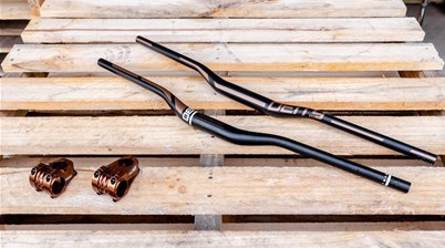 TESTED: Deity Ridgeline bar/Copperhead stem