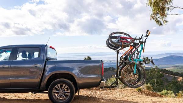 TESTED: Shingleback Vertical Bike Rack
