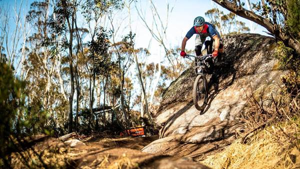 Thredbo's new Ricochet Trail