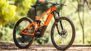 FIRST LOOK: Orbea Wild FS eMTB