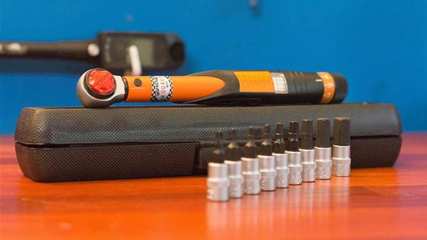 TESTED: Super B Torque Wrench
