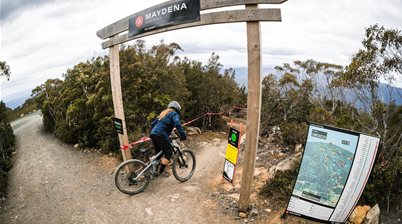 Maydena Bike Park to close for winter - and come back even better.