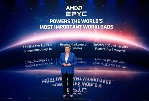 AMD raises bar against Intel with 3rd-gen EPYC Milan CPUs