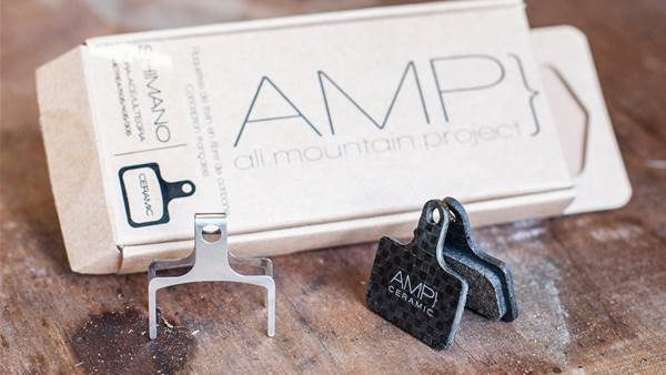 TESTED: AMP Brake Pads
