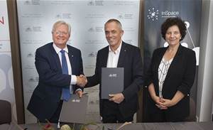 ANU teams up with French space agency, research powerhouses