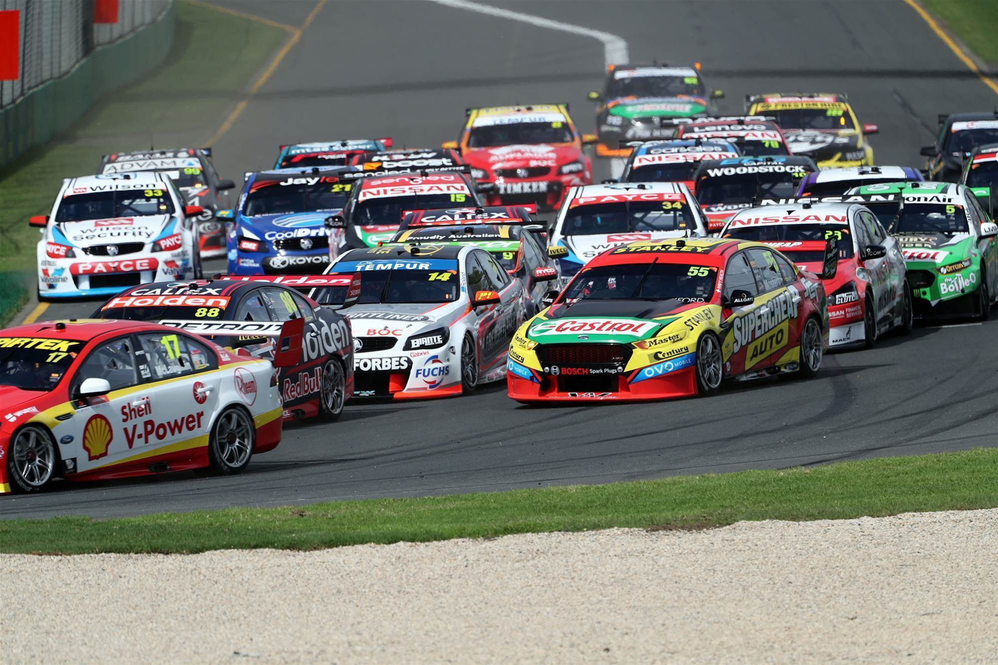 Albert Park Supercars to become championship round