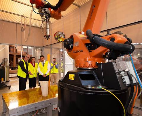 Qld govt to open $18m robotic manufacturing hub