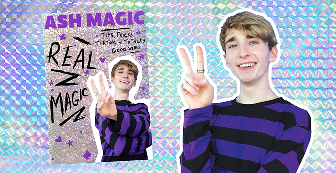 Ash Magic: Tricks, books and 6.6M followers