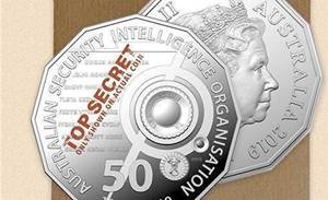 ASIO anniversary minted into hard currency crypto coin