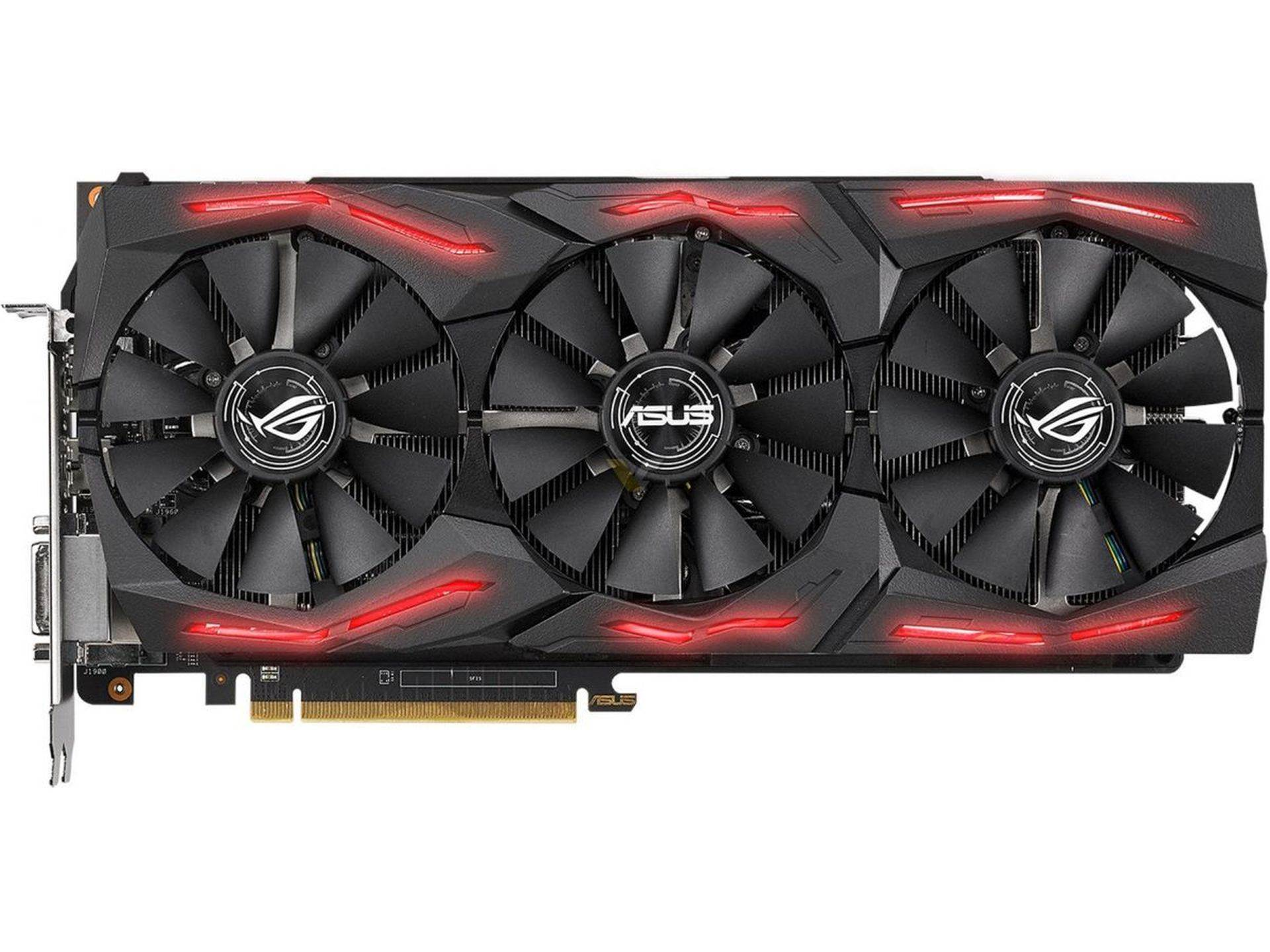 Review: Asus ROG Strix RX Vega 56 video card