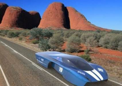 Solar car software driven into household energy management