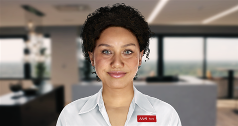 AAMI welcomes virtual human Ava to the team
