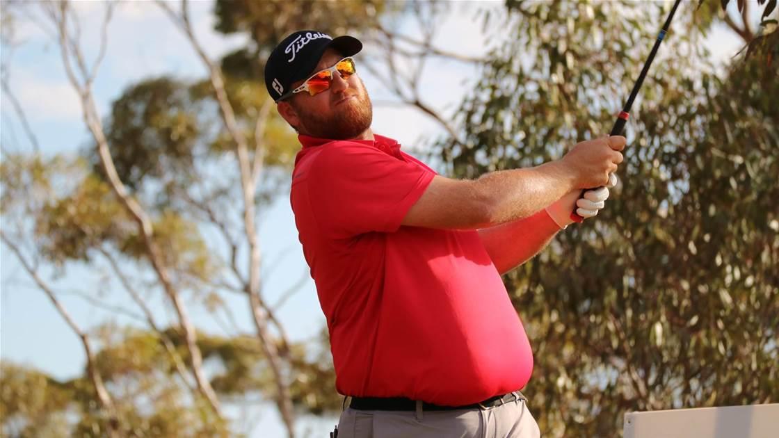 Reigning champ shares advice for Vic PGA hopefuls