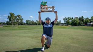 Pike prevails in playoff to claim NT PGA