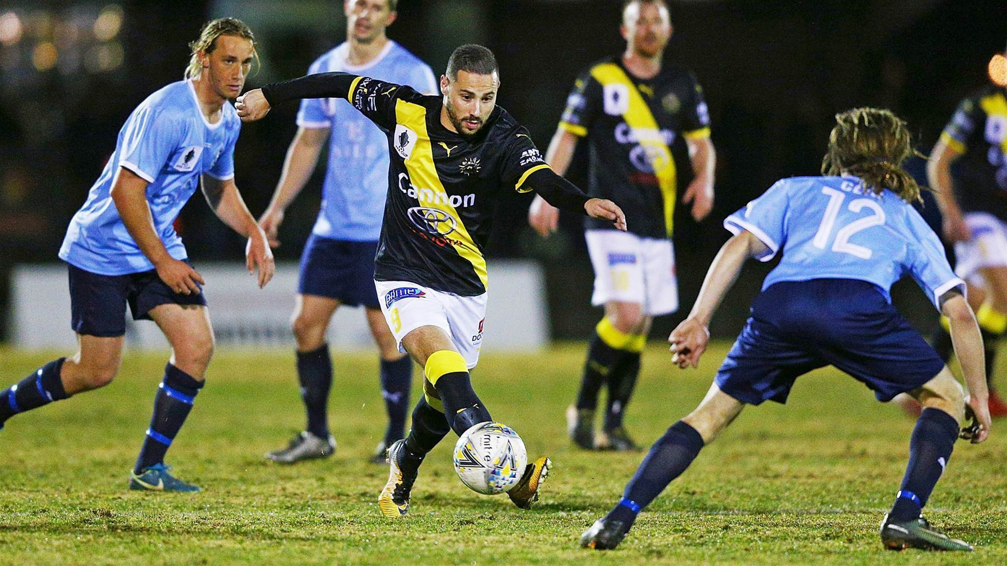 Zahra: Where are the A-League scouts?