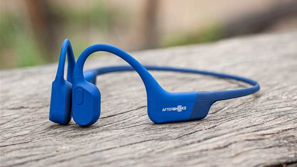 FIRST LOOK: Aftershokz Aeropex Wireless Bluetooth Headphones