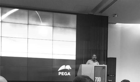 Pega CEO Alan Trefler back in Australia for talks with NAB