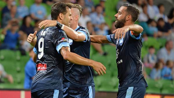 Brosque: You probably won't see this again