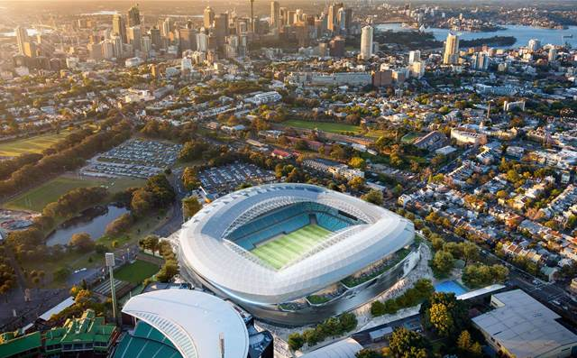 Data#3 scores deal to provide networks for new Sydney Football Stadium