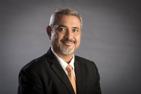 Amar Babu takes over Lenovo APAC leadership from Ken Wong