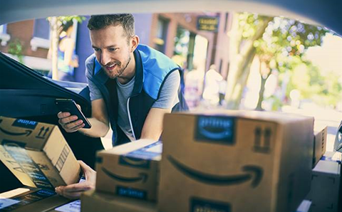 Amazon Flex launches in Australia