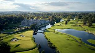 Ireland's Adare Manor to host 2026 Ryder Cup