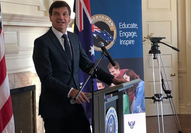 US cyber defence challenge brought to Australia